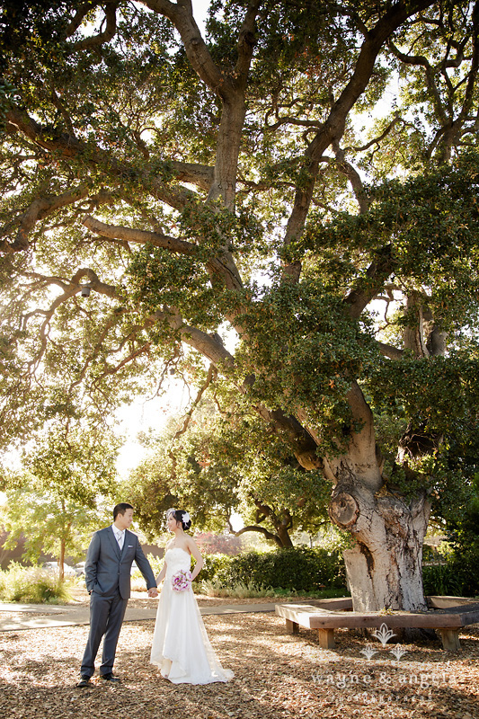 los altos history museum wedding photos